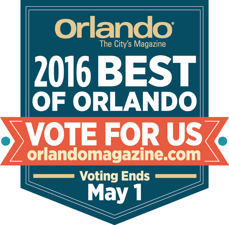 BEST OF ORLANDO 2016